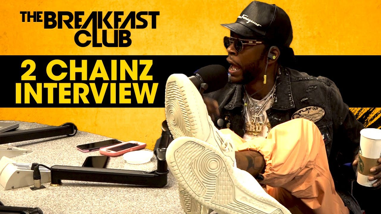 2 Chainz Talks Ludacris Owing Him $15K, Nicki Minaj & Remy Ma Beef
