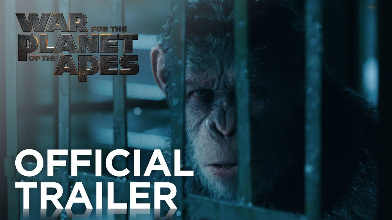 20th Century Fox Releases Brand New Trailer of 'War For the Planet of the Apes' #WarForThePlanet [Movie Trailer]
