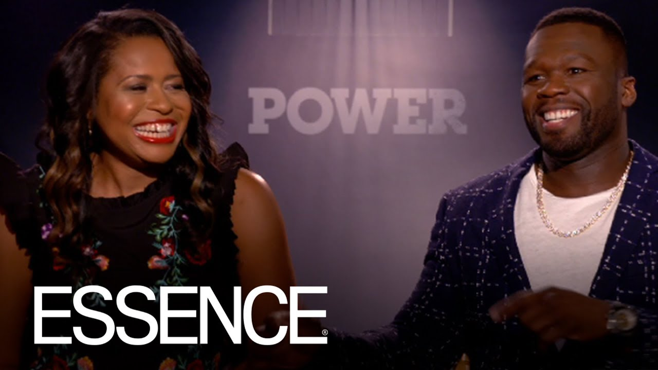50 Cent On Originally Wanting to Play Ghost on #Power