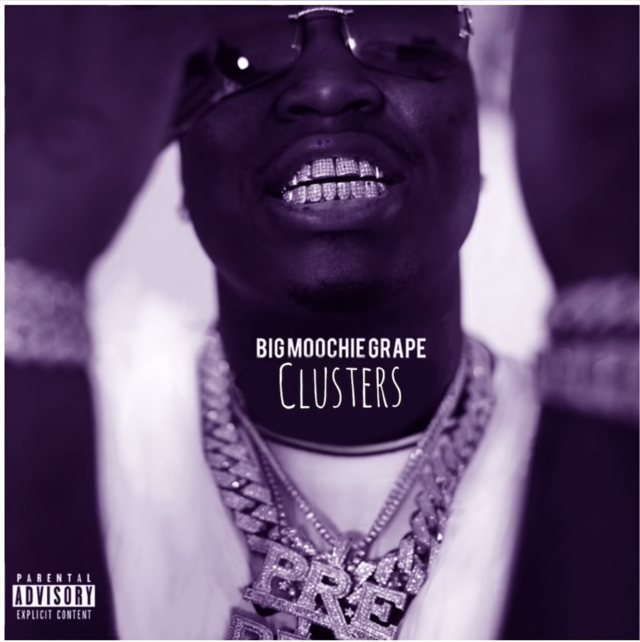 "Big Moochie Grape – ""Clusters"" (Prod. by Bandplay)"