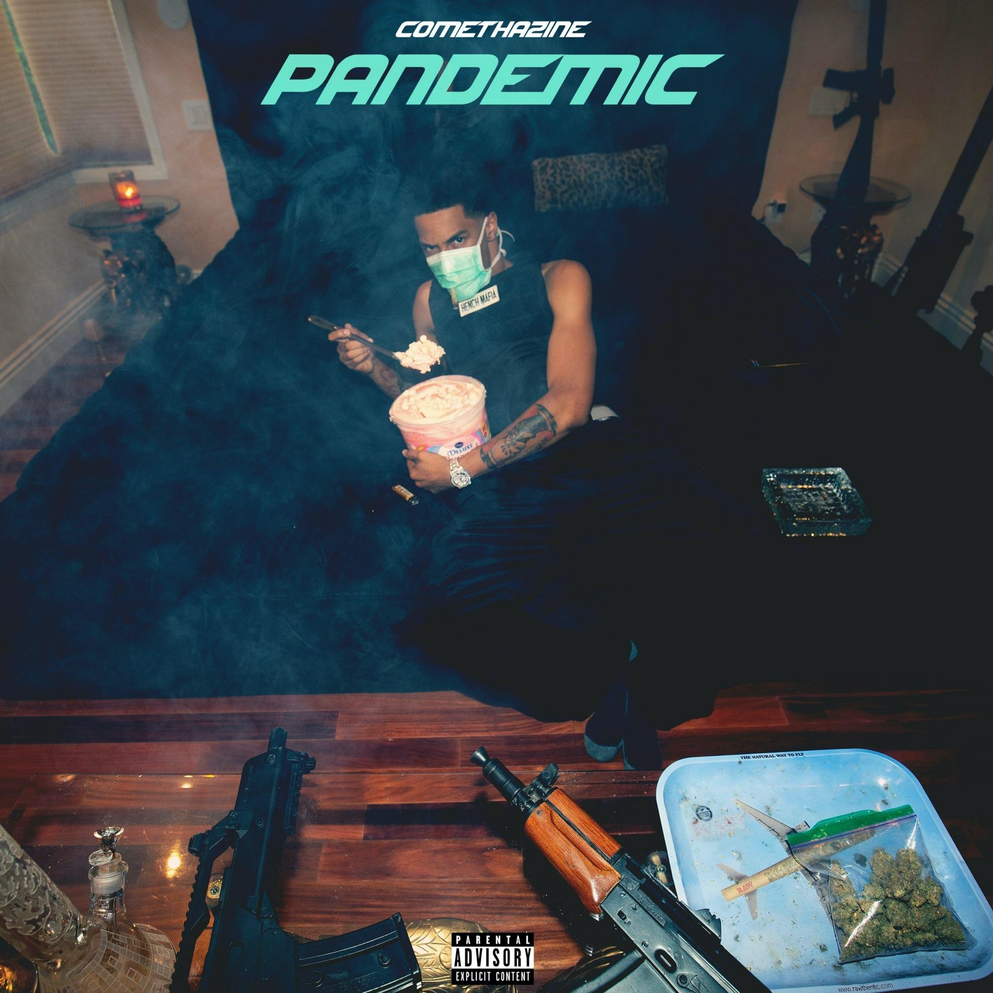 Rap Supervillain Comethazine Drops Pandemic