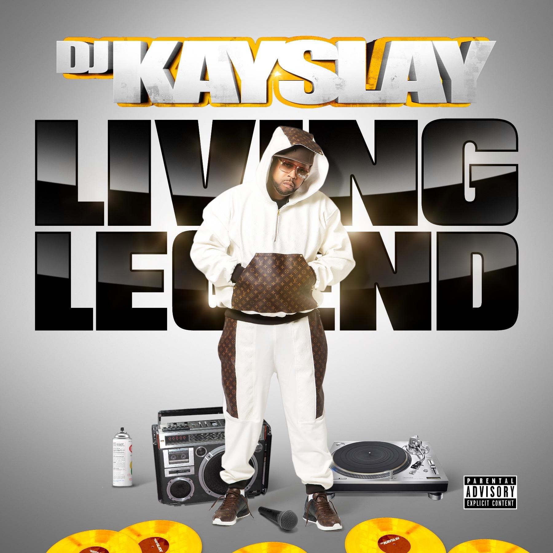 DJ Kay Slay – Living Legend