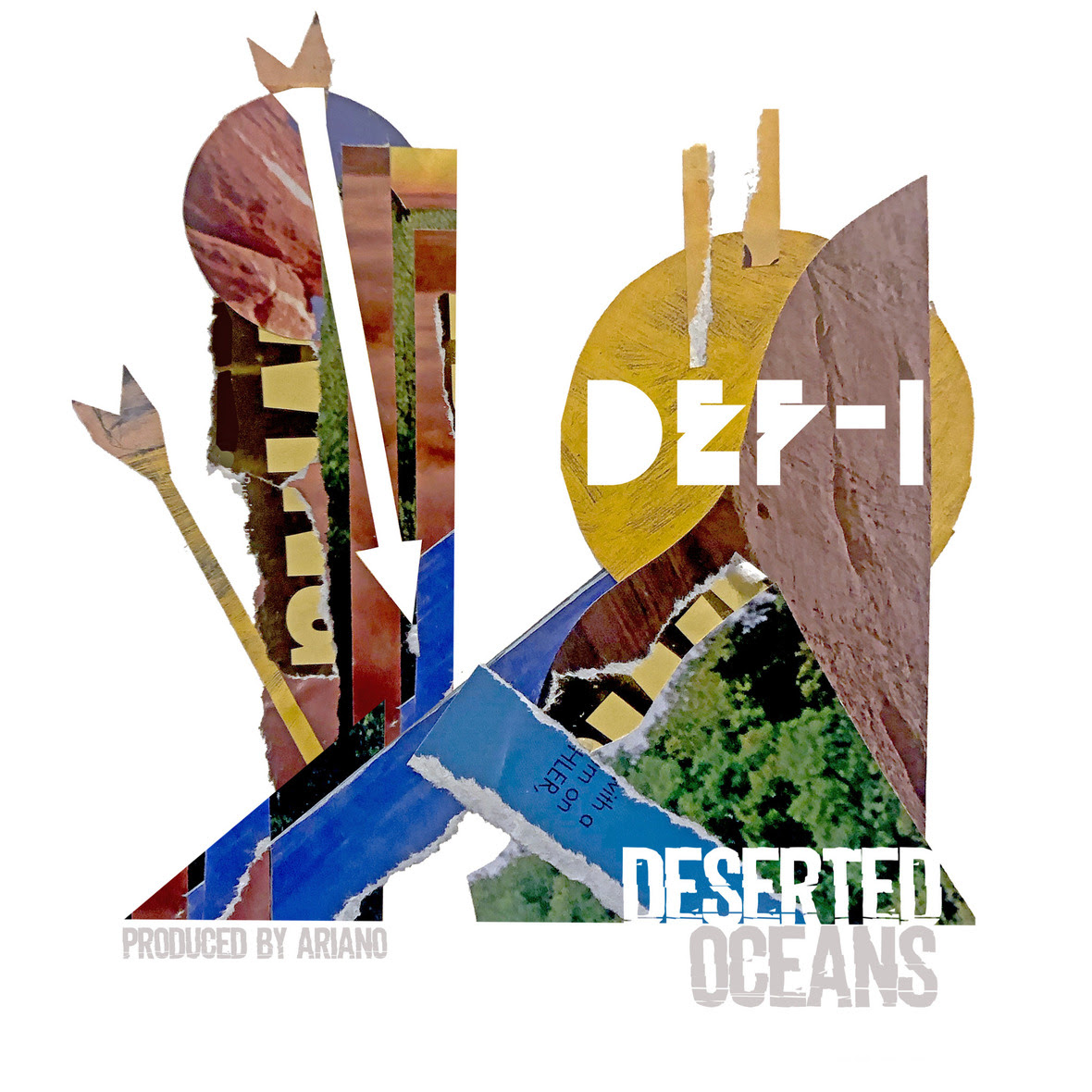 Def-I – Deserted Oceans (Produced by Ariano) [Album Stream]