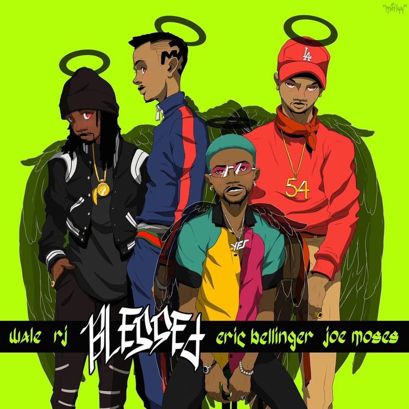 Eric Bellinger ft. Wale, RJ and Joe Moses – Blessed