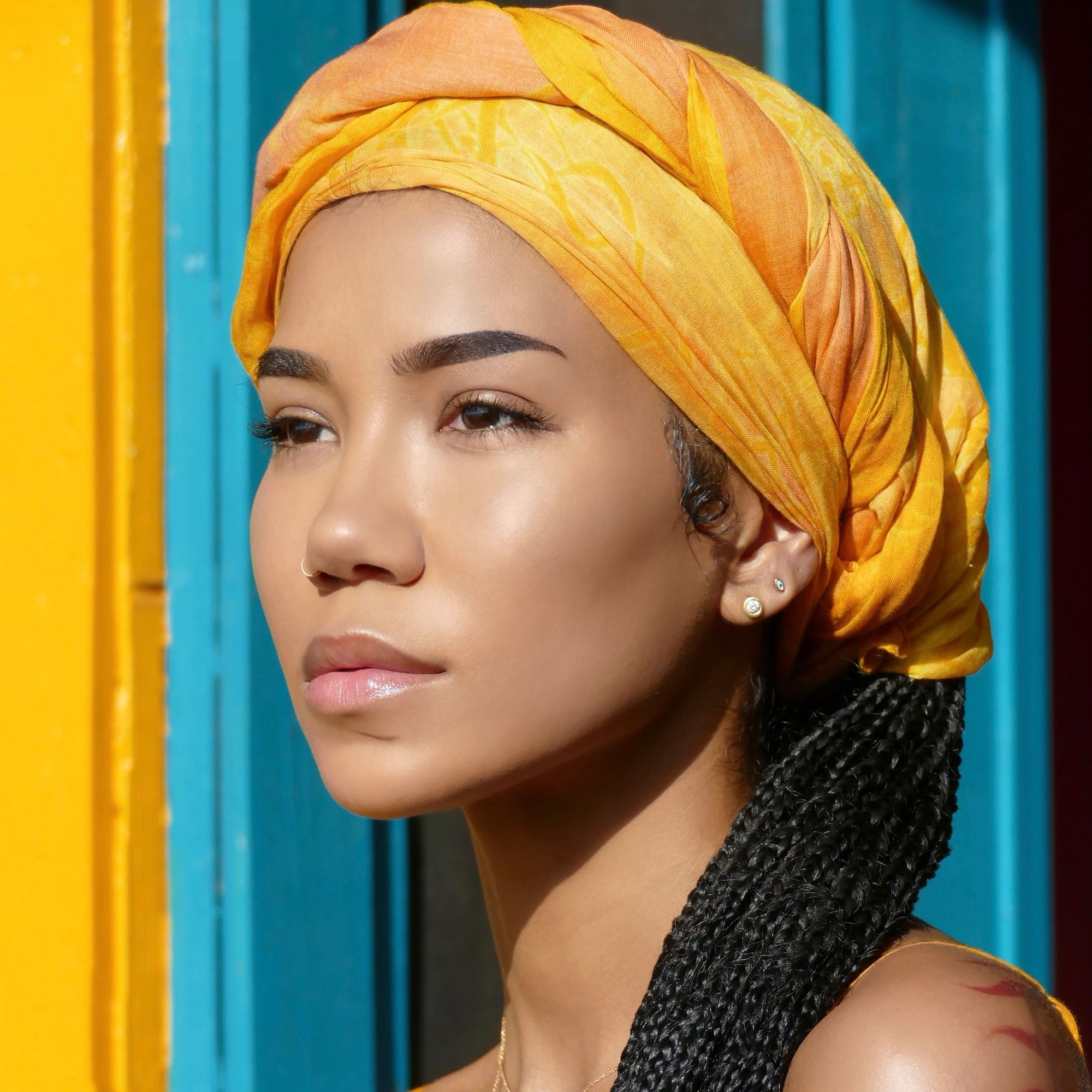 Jhené Aiko Ft. Big Sean – None of Your Concern