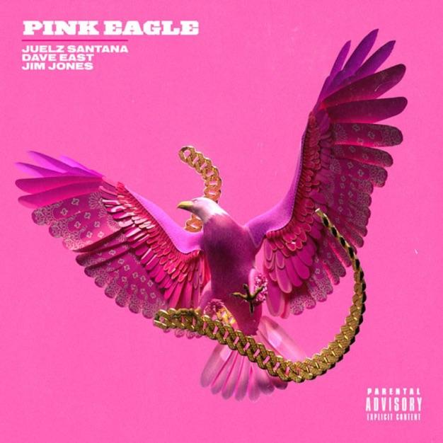 Juelz Santana – Pink Eagle (feat. Dave East, Jim Jones)