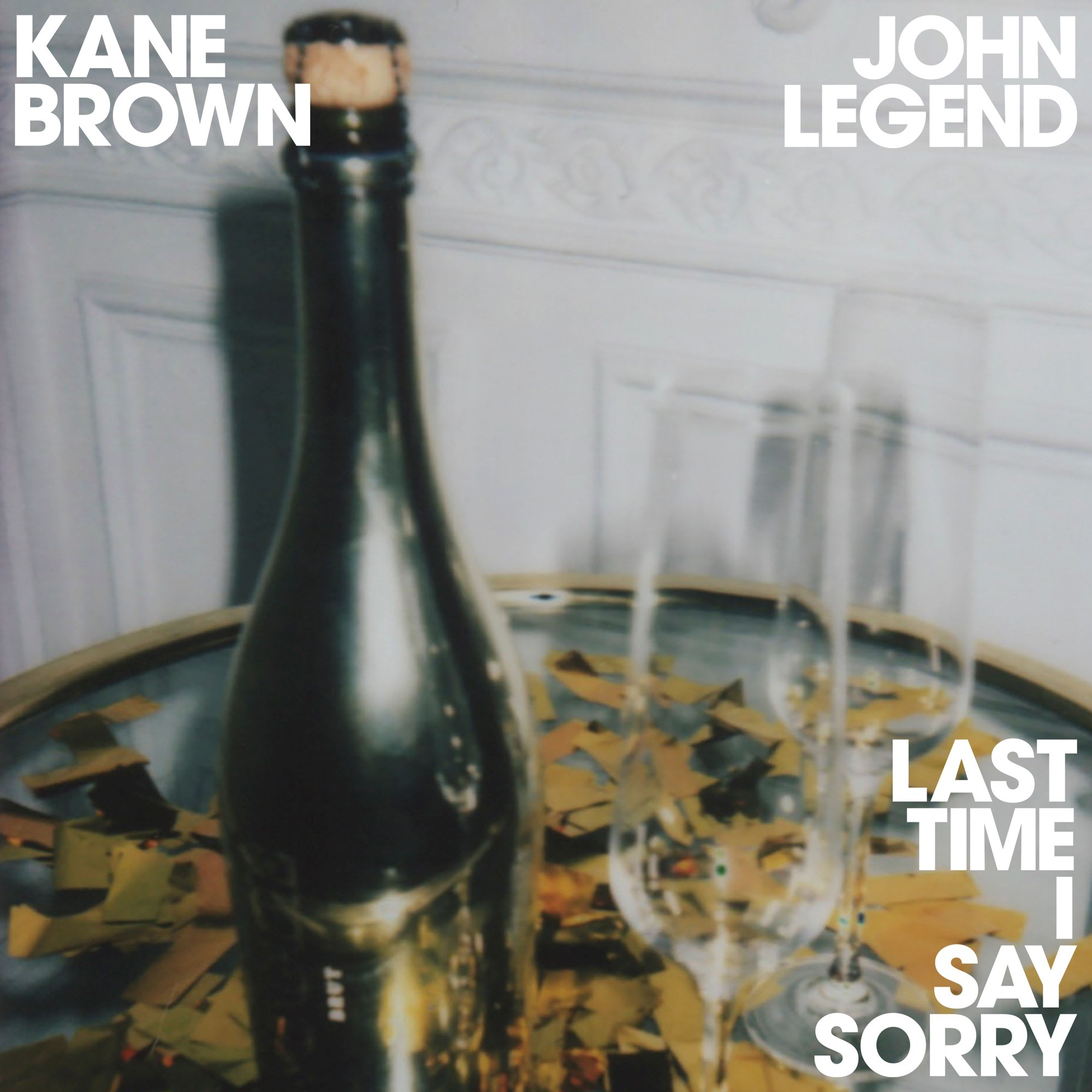 Kane Brown & John Legend – Last Time I Say Sorry