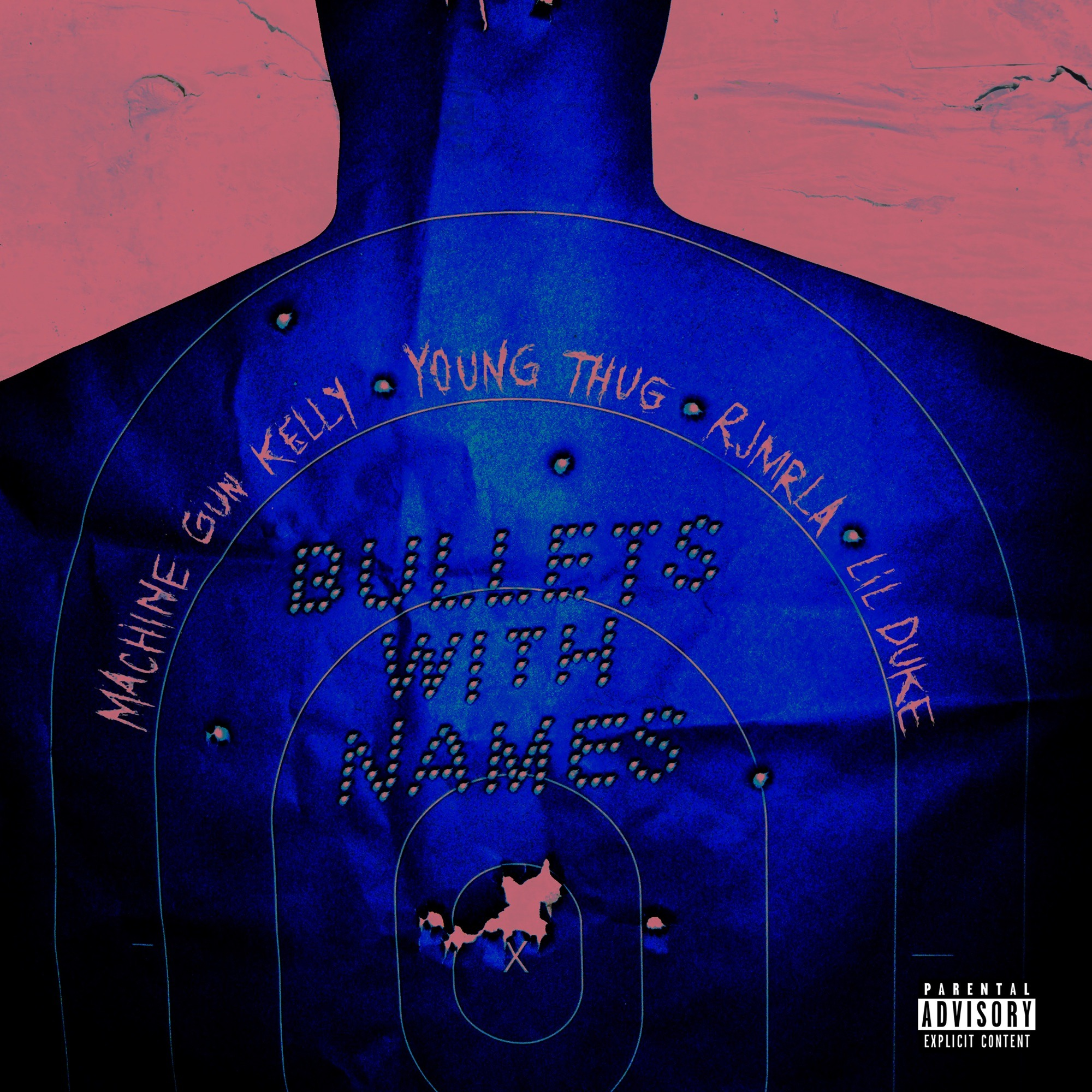 New Single: Machine Gun Kelly – Bullets With Names (feat. Young Thug, RJmrLA & Lil Duke)