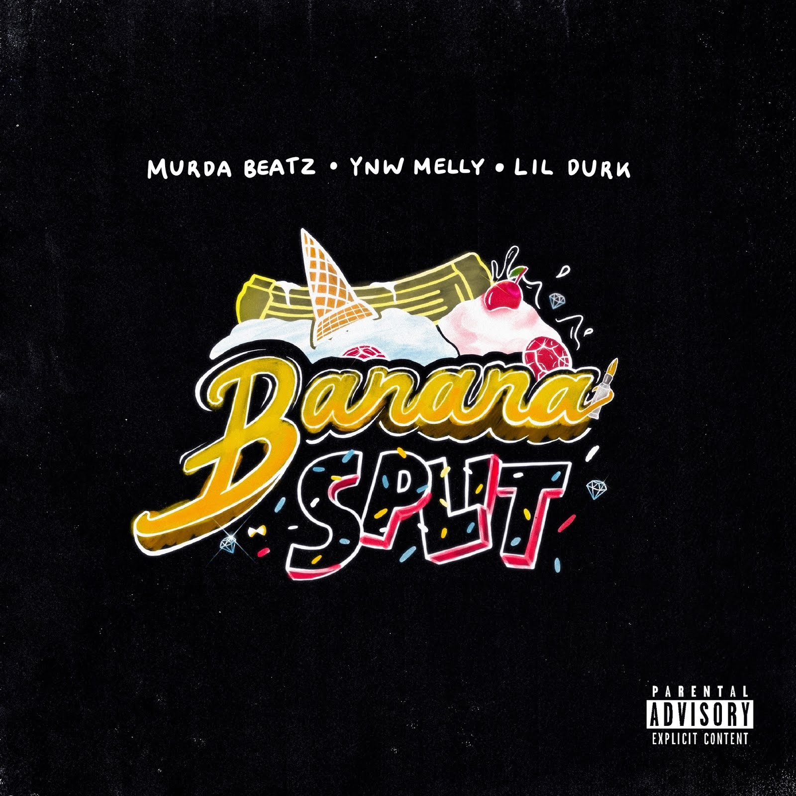 Murda Beatz & YNW Melly – Banana Split (feat. Lil Durk)