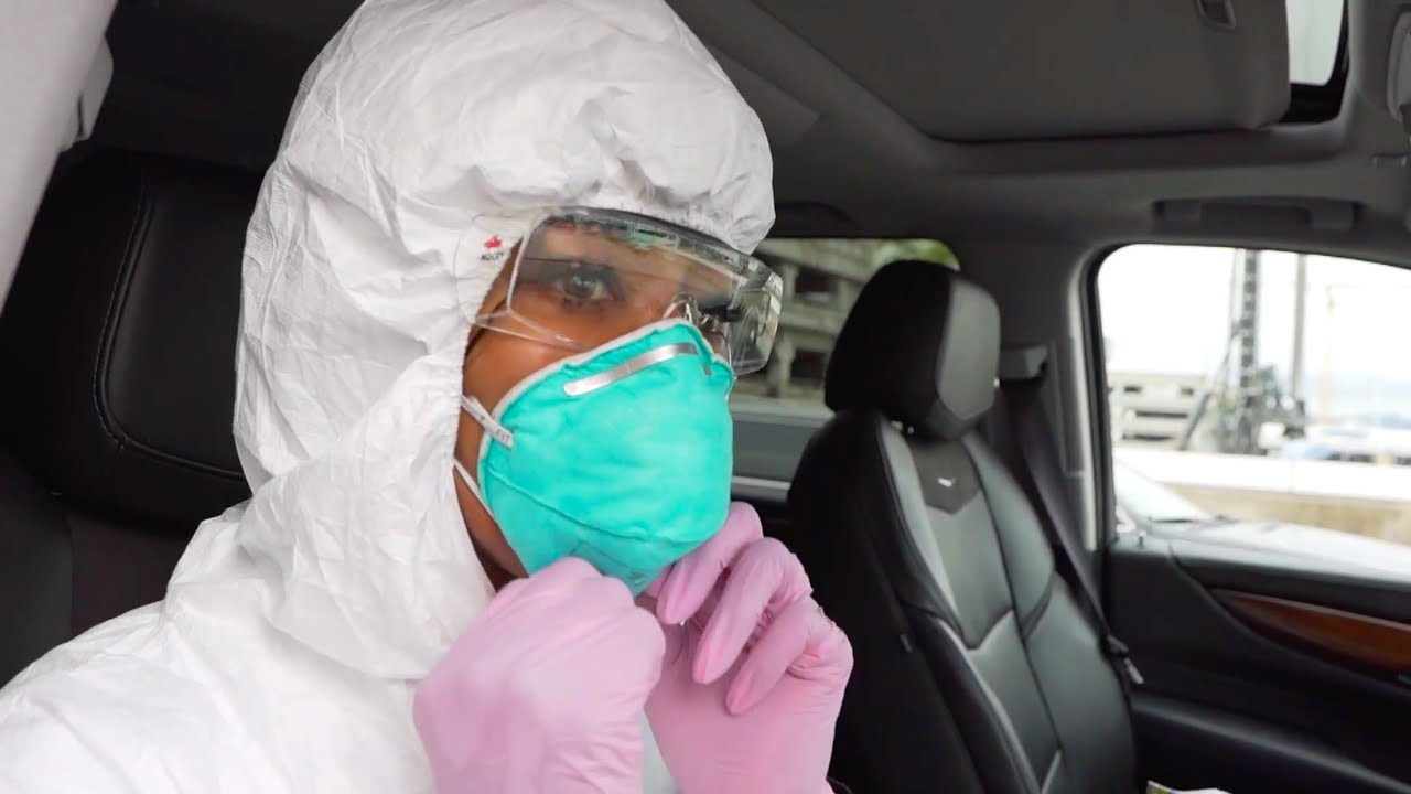 NAOMI CAMPBELL RELEASES NEW YOUTUBE EPISODE – HOW TO STAY SAFE TRAVELING AMID CORONAVIRUS PANDEMIC
