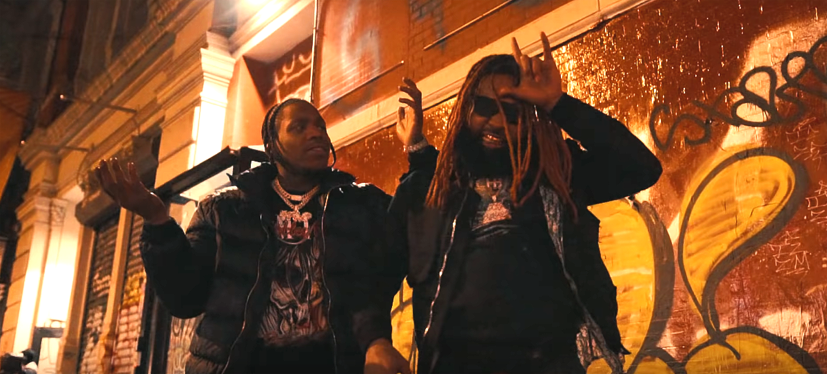 "Sada Baby ft. Trap Manny ""Outside"" [Video]"