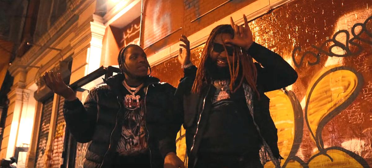 "Sada Baby ft. Trap Manny ""Outside"" [Video]"