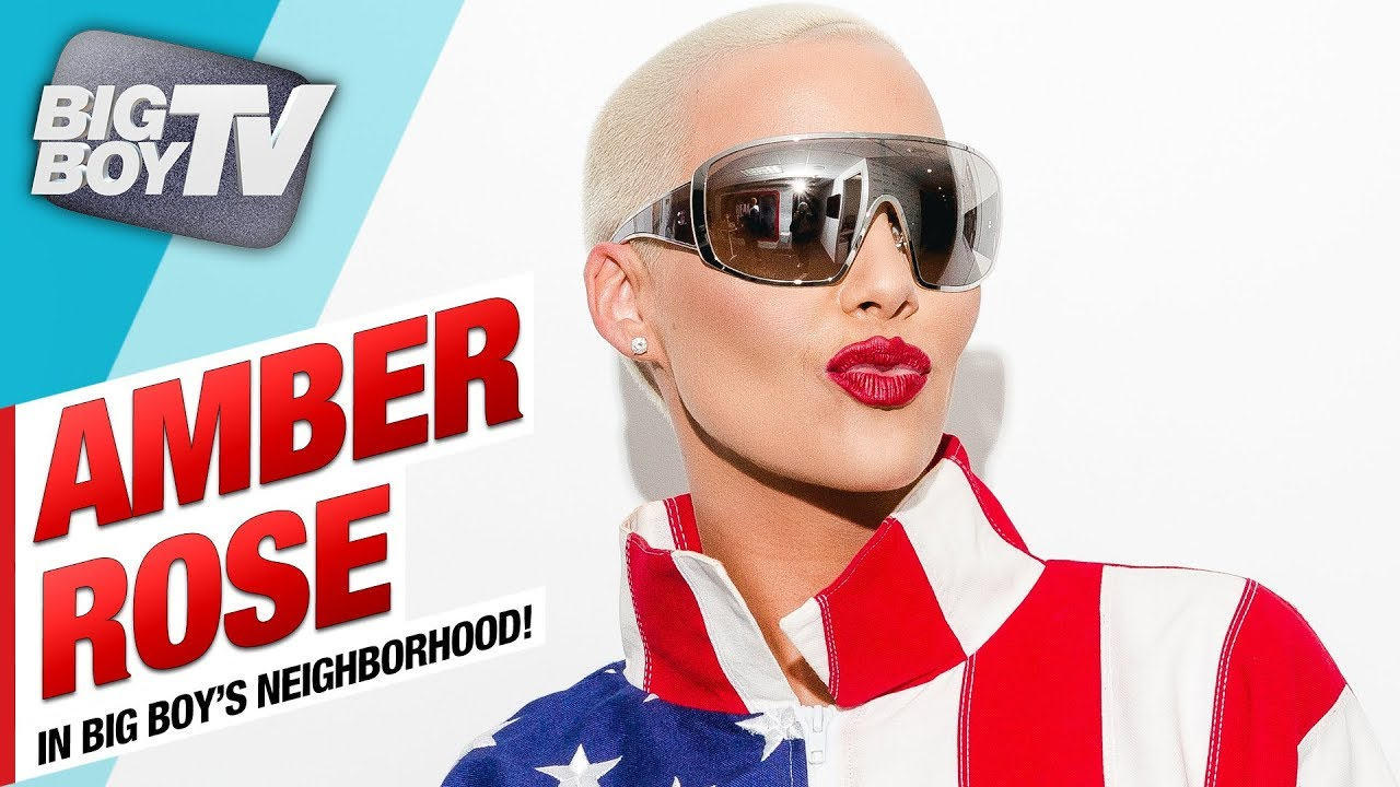 Amber Rose Talks Defending Her Son, Blac Chyna, 21 Savage with Big Boy [Interview]