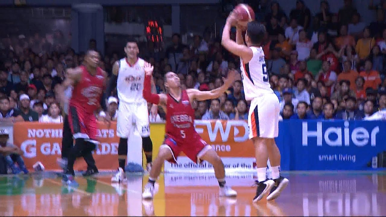 Amer clutch treys | PBA Governors' Cup 2019 Finals