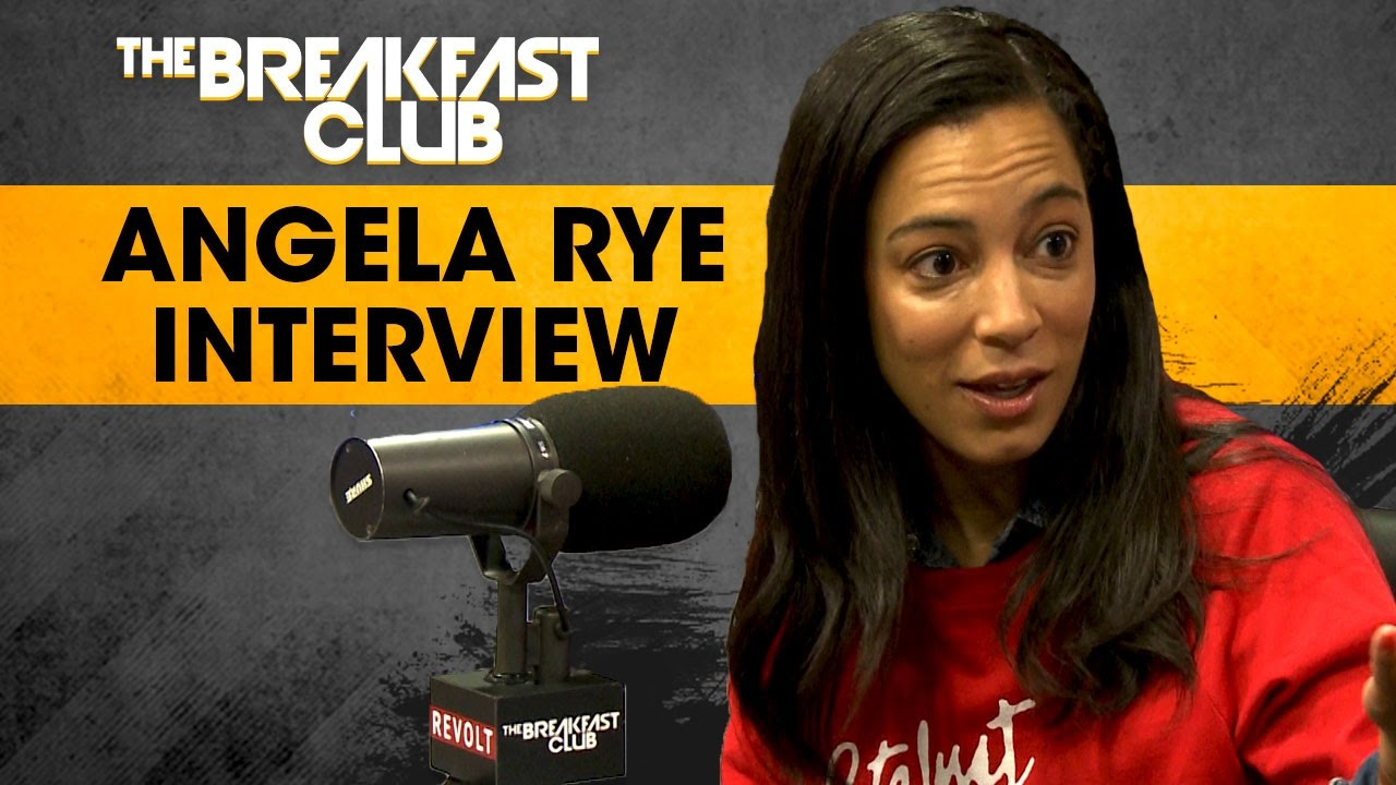 Angela Rye on Why Donald Trump Flopped In His First 100 Days [Interview]
