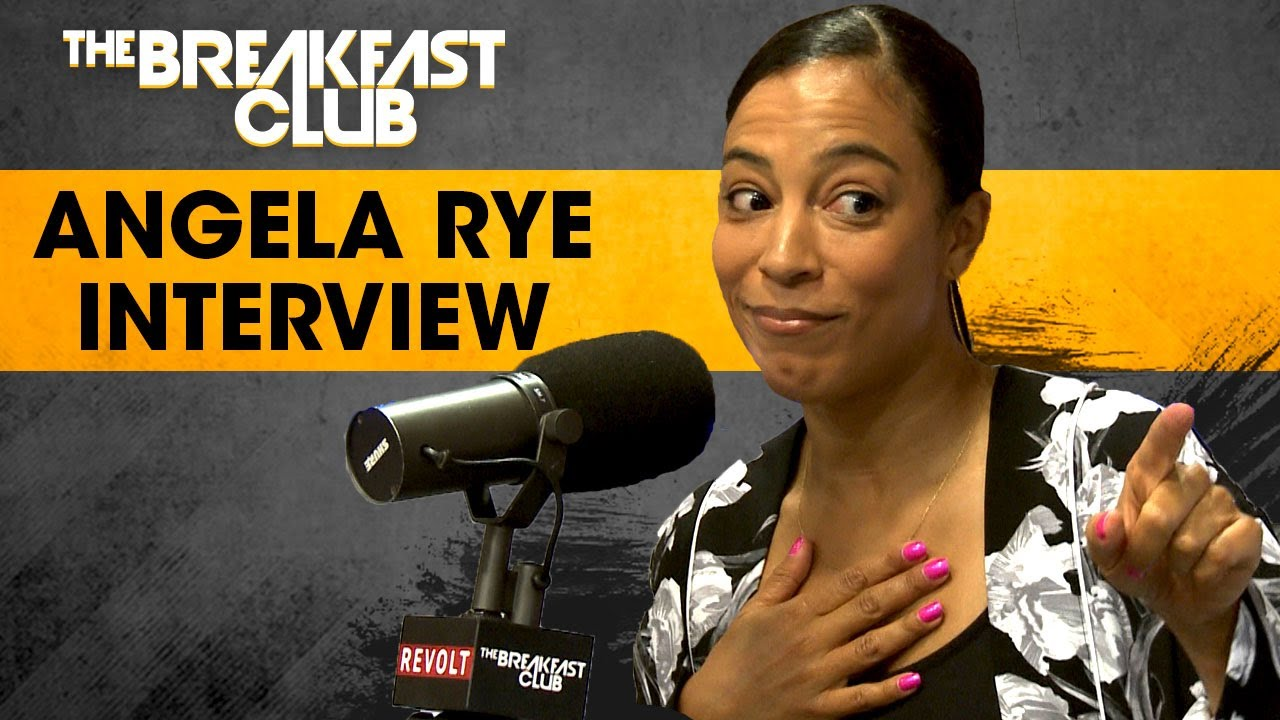 Angela Rye talks Trumps Ties To Russia, Jeff Sessions on The Breakfast Club