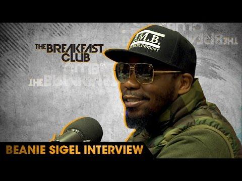Beanie Sigel Talks Meek Mill Beef on The Breakfast Club [Interview]