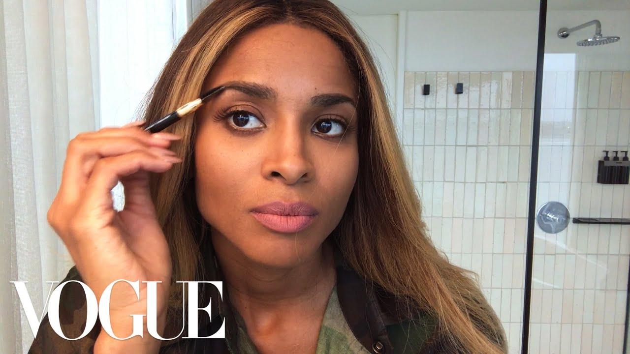 Beauty Secrets: Ciara's Day-to-Night Makeup Refresh [Video]