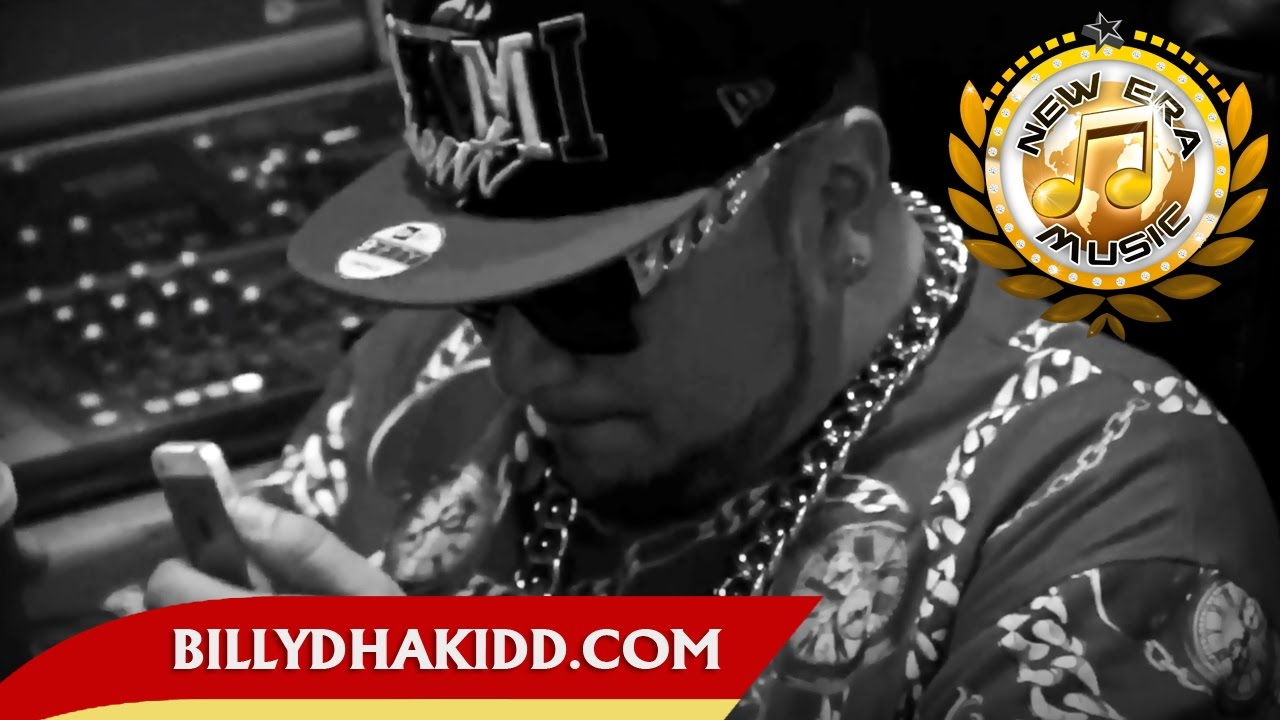 "Billy Dha Kidd – ""Doing Me"" [Music Video]"