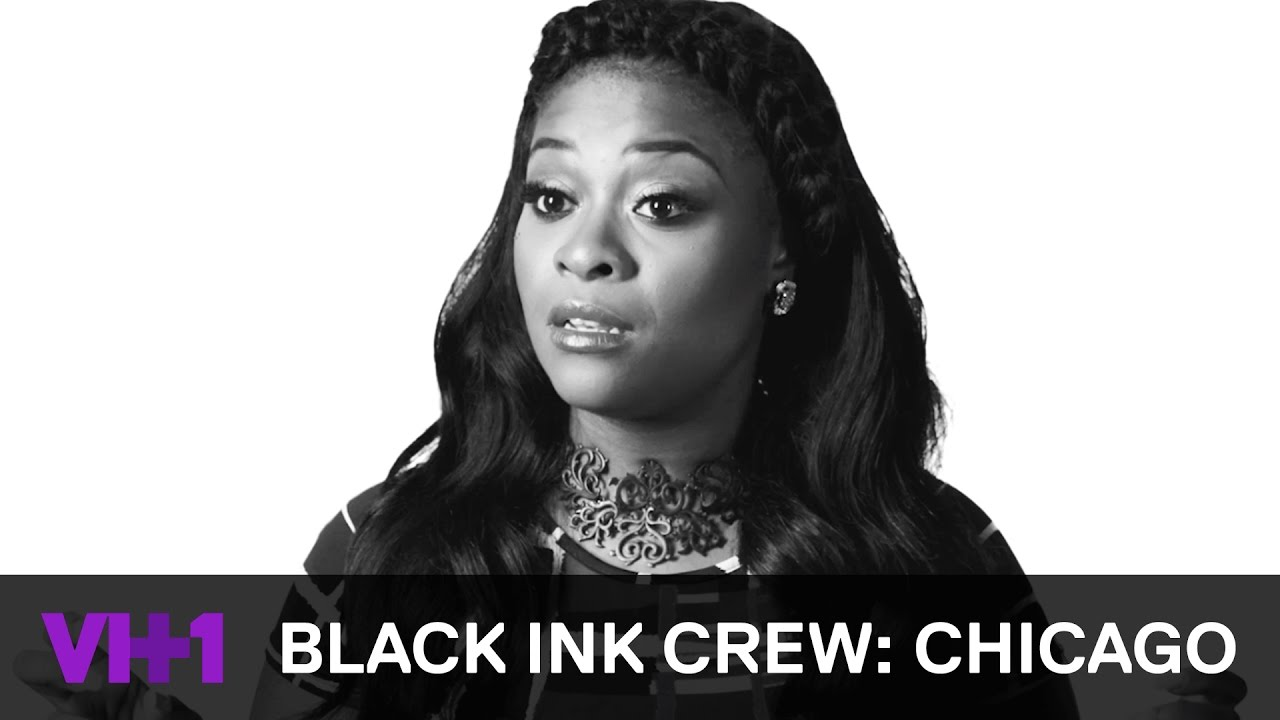 Black Ink Crew Chicago: Ashley Talks Staying With Don Despite His Cheating #BlackInkCrewChicago [Interview]