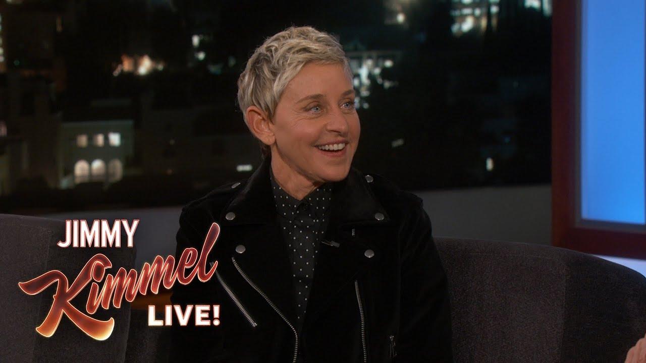 Channing Tatum Interviews Ellen DeGeneres on Kimmel [Interview]