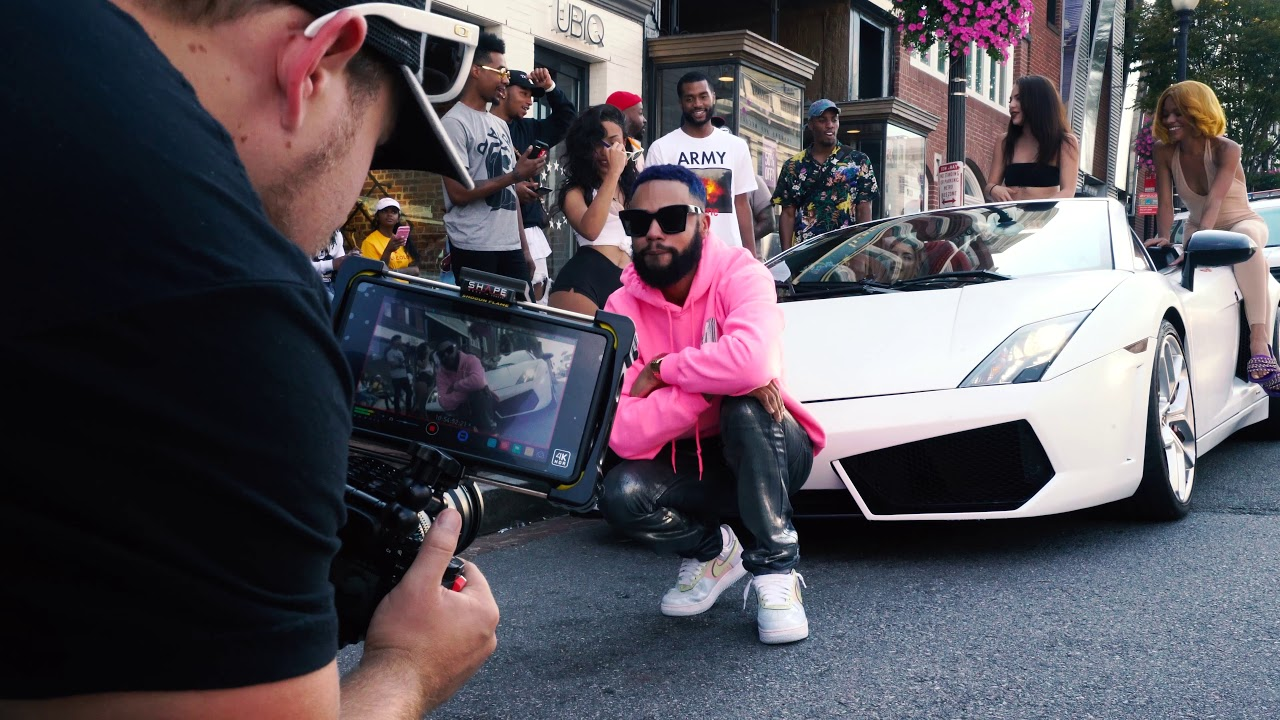 "CHAZ FRENCH RELEASES BTS OF ""HOL'UP"" VIDEO FT. SHY GLIZZY"