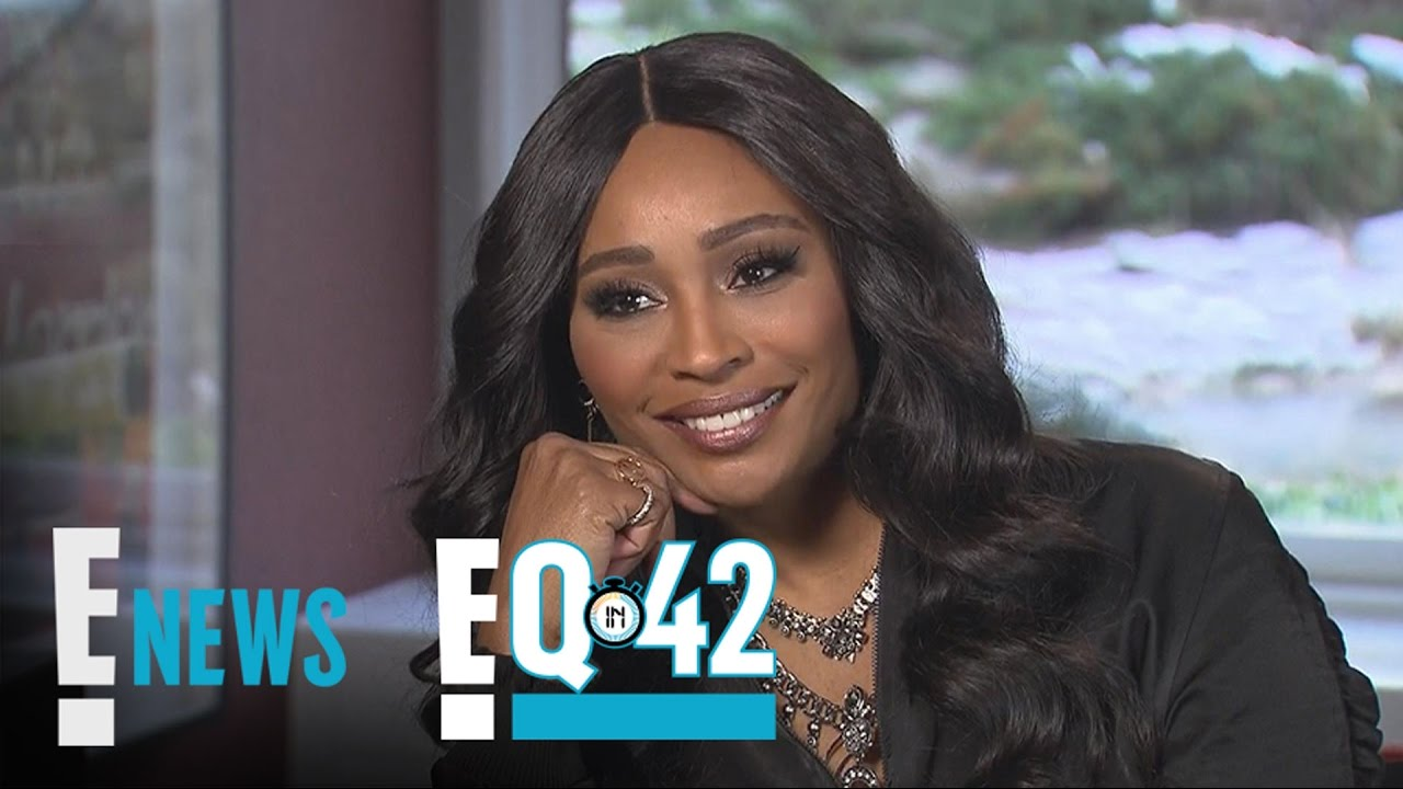 Cynthia Bailey Answers Questions in 42 Seconds #RHOA [Video]