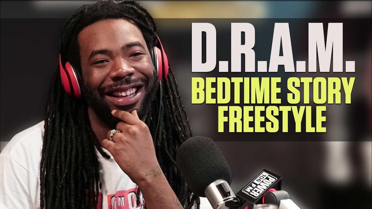 "D.R.A.M. Raps ""Llama Llama Red Pajama"" Over 'Broccoli' Beat [Video]"