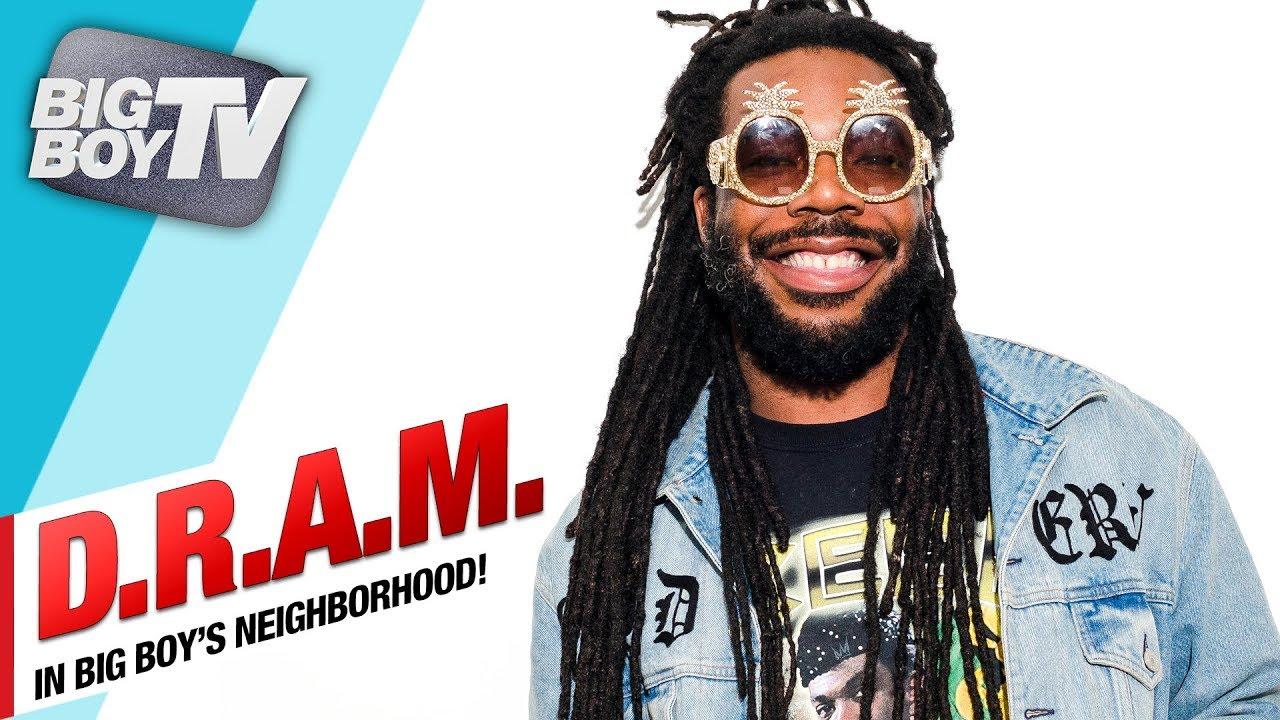 D.R.A.M. Talks Touring with Kendrick Lamar and Travis Scott