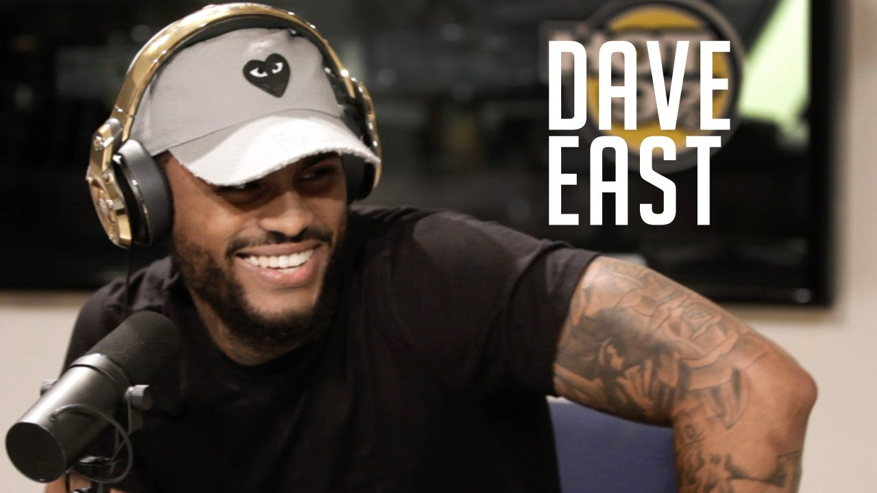 Dave East Drops A Live Freestyle on Flex [Video]