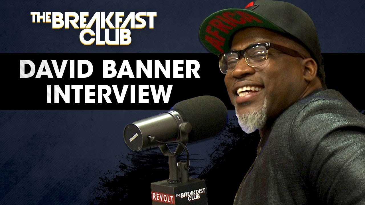 David Banner Talks How Donald Trump Woke Us Up with The Breakfast Club Crew [Interview]