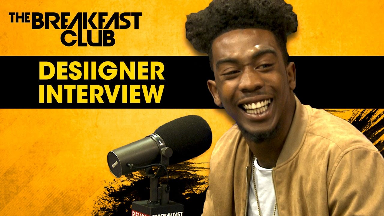 Desiigner Talks Future Comparisons, Why He Hates NY Radio