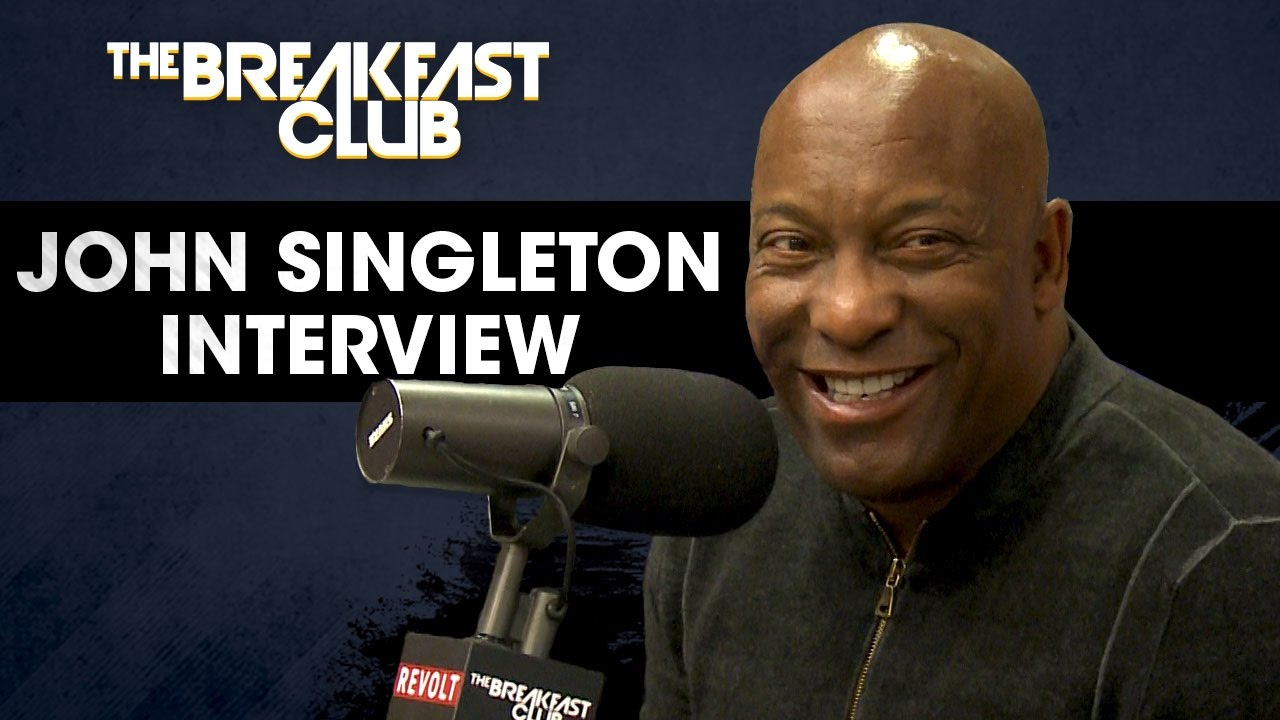 Director John Singleton Talks His New Series 'Rebel', Working With Tupac on The Breakfast Club [Interview]