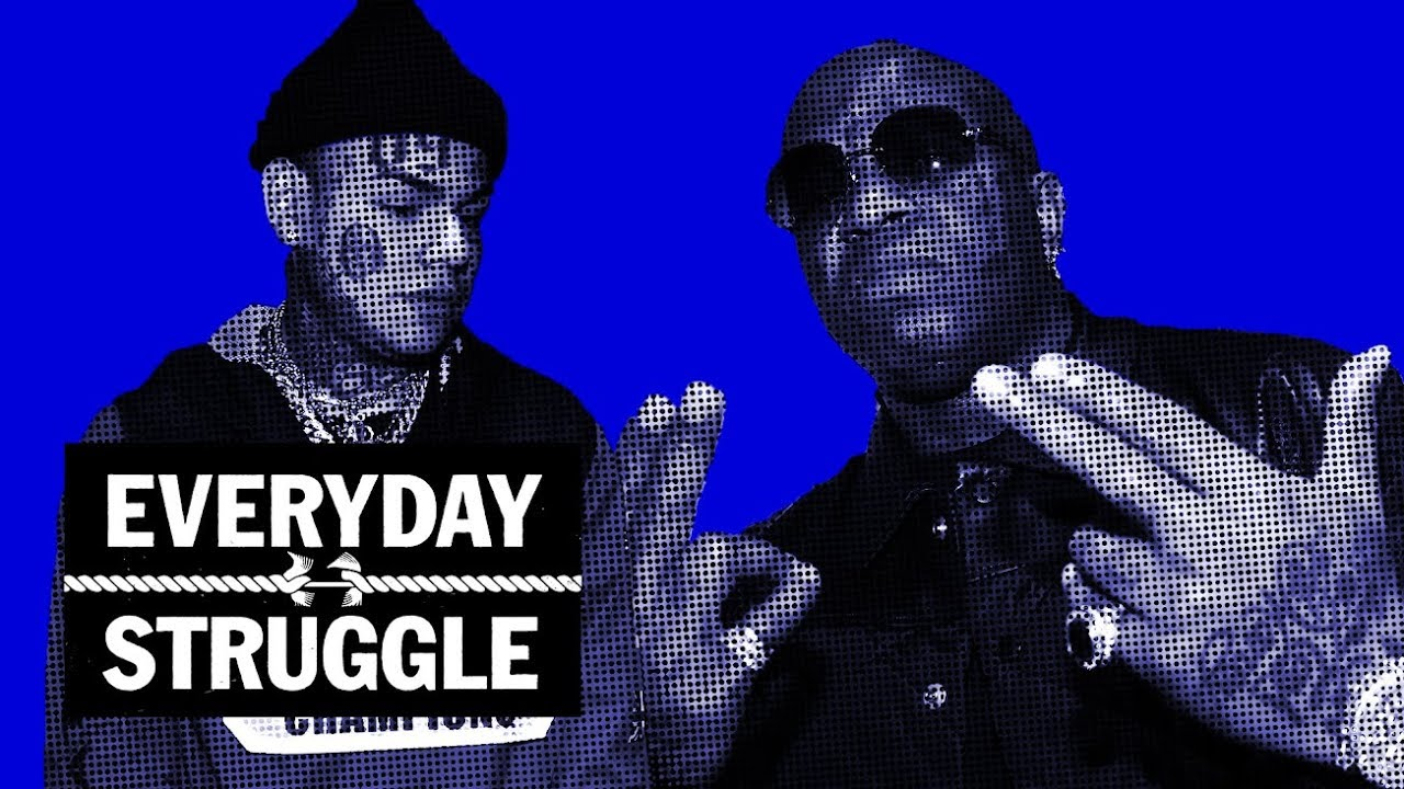 Dj Akademiks & Star Talks Tekashi 69 LAX Fight, J Prince's Message to Birdman #EverydayStruggle