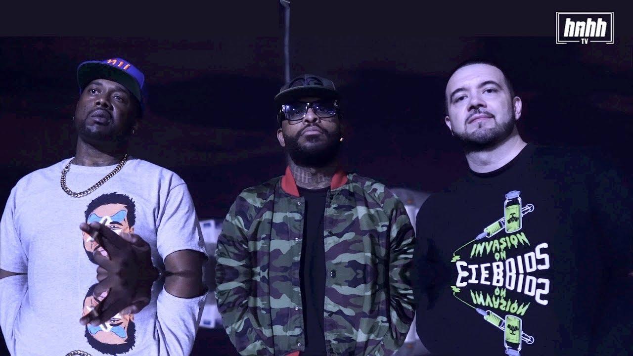 DJ Green Lantern Feat. Royce Da 5'9 & Conway the Machine – ILL [Music Video]