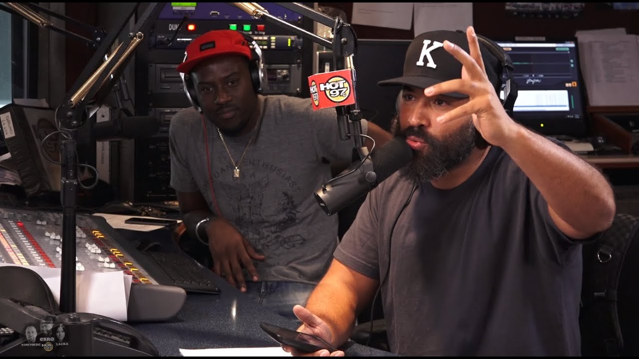 Ebro Responds to Drake Comments about Funk Flex at MSG [Video]