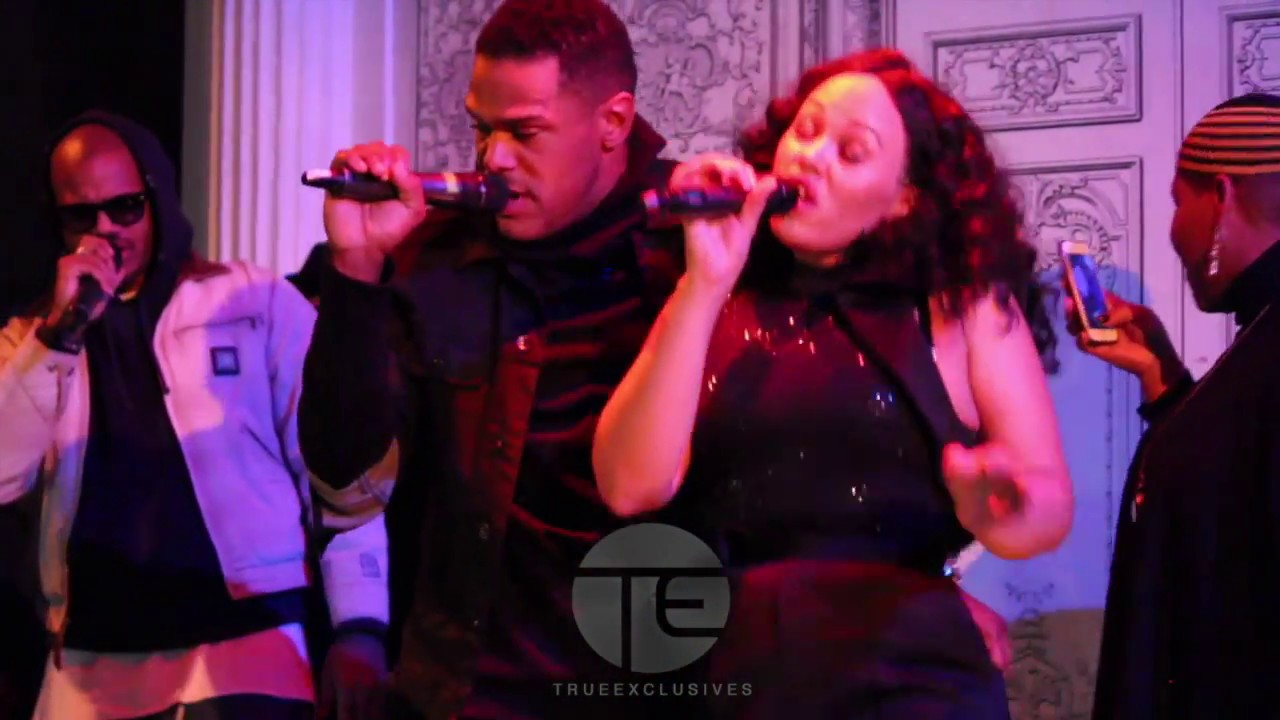 Elle Varner, Maxwell, Stacy Barthe, Ro James, Ali Caldwell Perform Live Together [Video]
