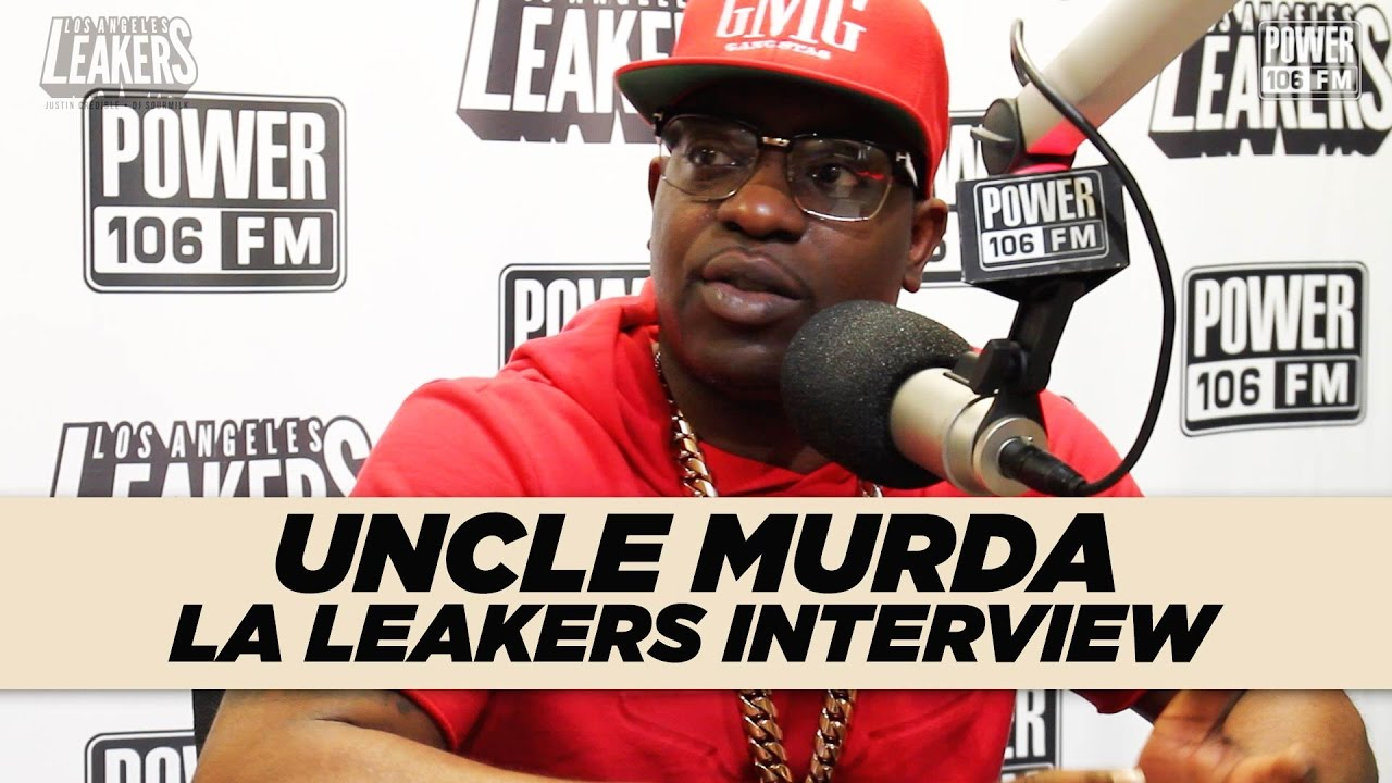 G-Unit's Uncle Murda Talks Signing With 50 Cent and NY Hip Hop [Interview]