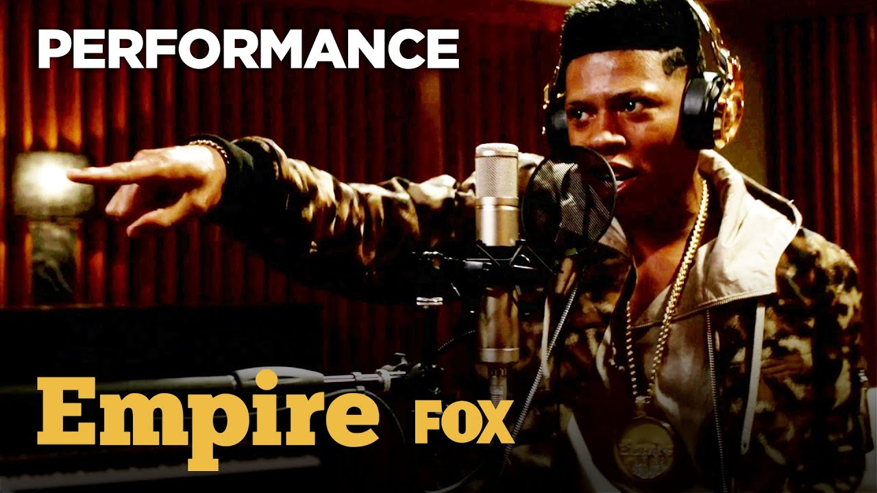 "Hakeem Lyon Performing ""Factz"" on #Empire [Video]"
