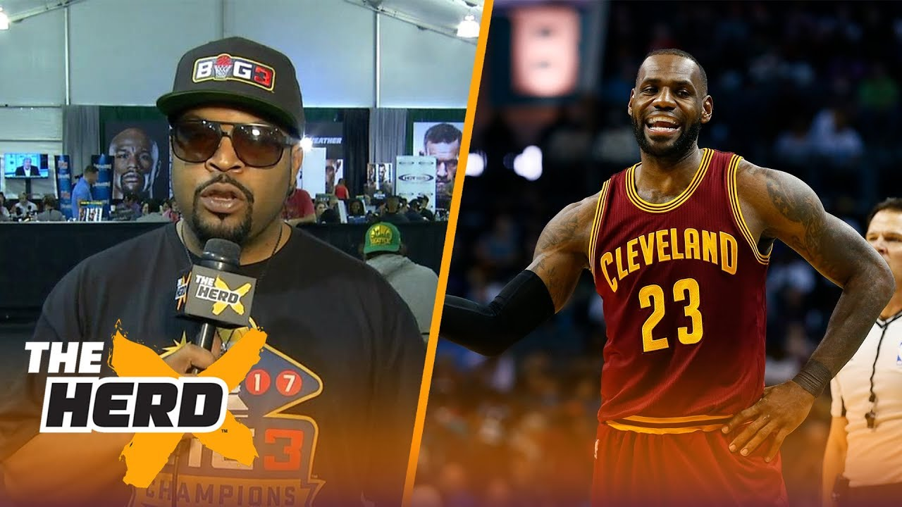 Ice Cube predicts Mayweather vs. McGregor, LeBron James to Los Angeles Rumors