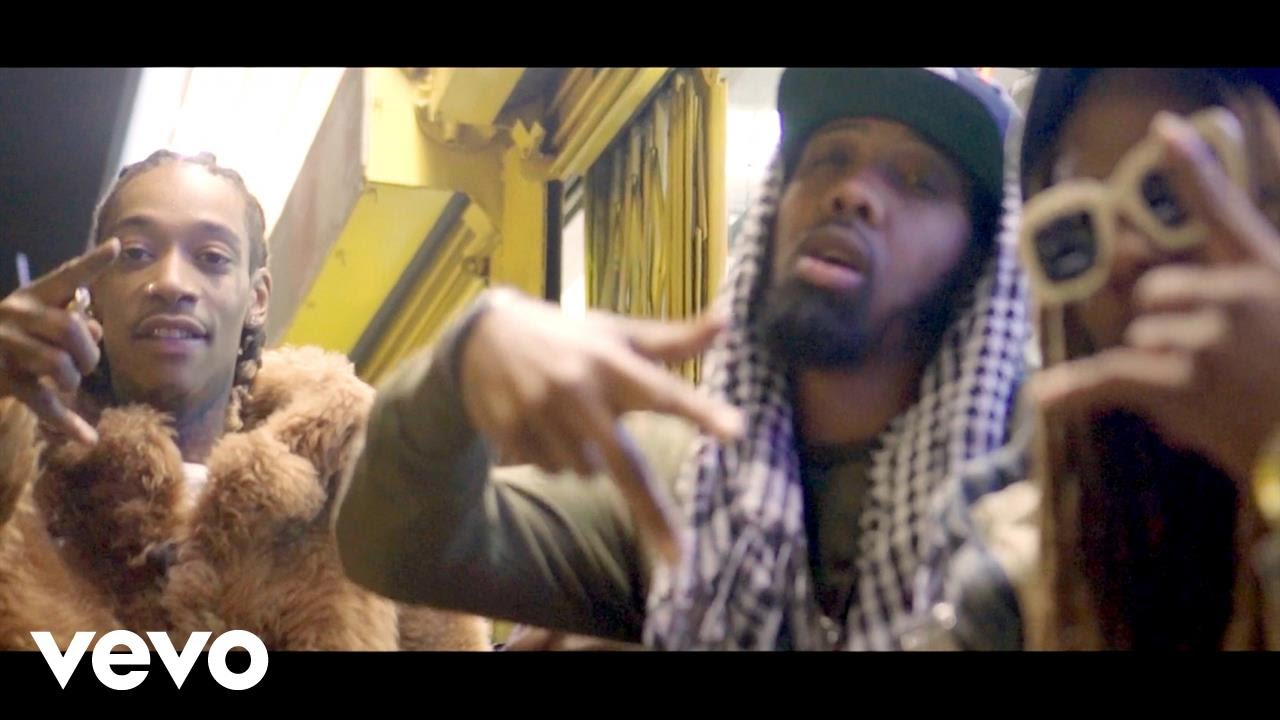 "J.R. Donato, Wiz Khalifa & Chevy Woods – ""The Man"" [Video]"