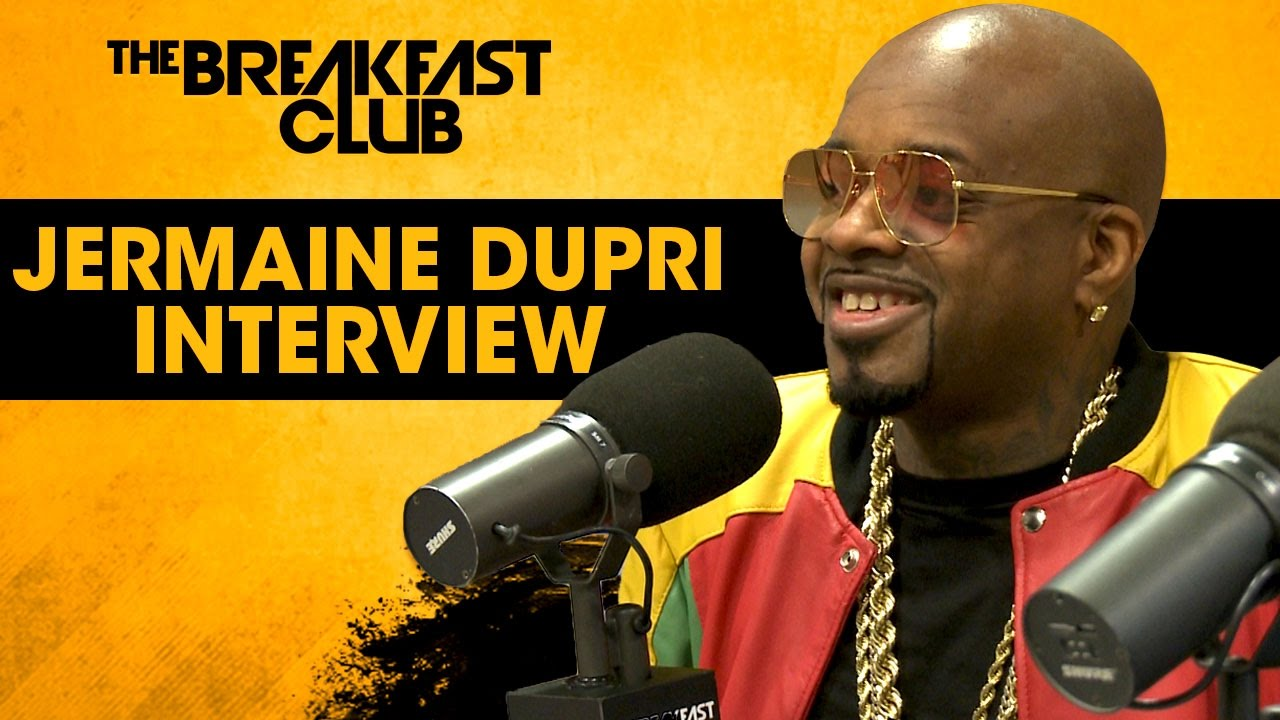 """Jermaine Dupri On Battle Rapping With Timbaland, """"The Rap Game"""" Show, Discovering New Talent [Interview]"""