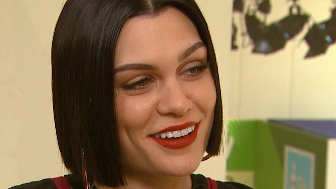 Jessie J talks her Fitness Journey with ET [Interview]
