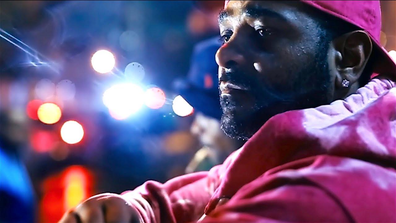 Jim Jones – Harlem Featuring A$AP Ferg [Official Video]