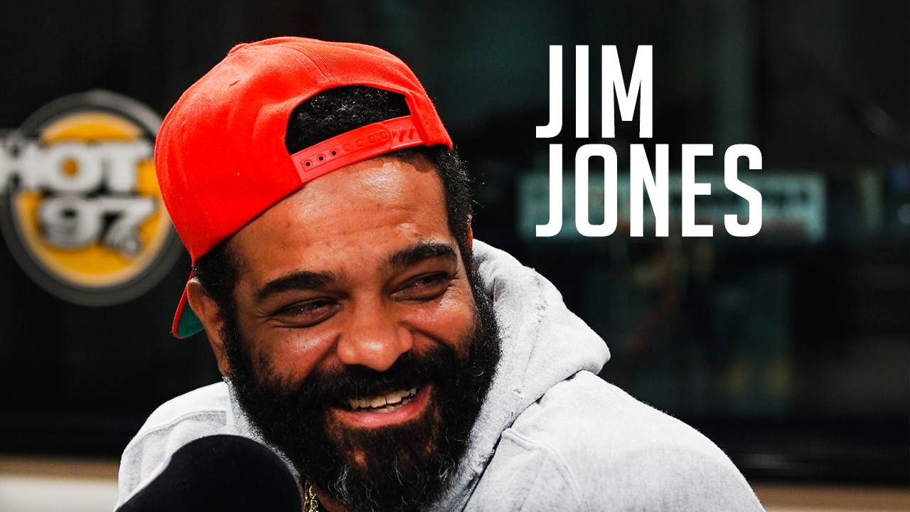 Jim Jones Talks Signing to Roc Nation, Jay Z, Cam'Ron Beef, Max B, Dipset Break Up with Funk Flex [Interview]