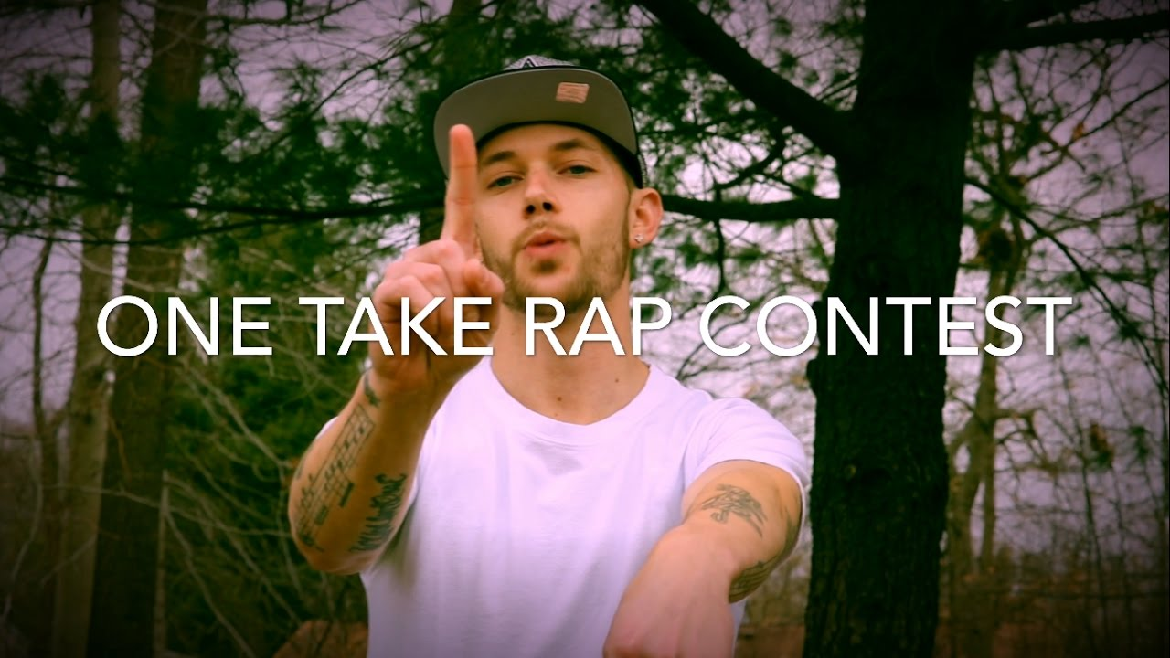 Krujay enters the ONE TAKE RAP CONTEST #OneTakeContestV2 [Video]