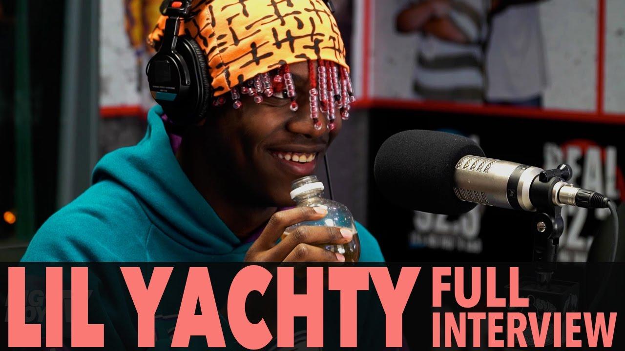 Lil Yachty Talks Beef with Soulja Boy, New Album with Big Boy [Interview]