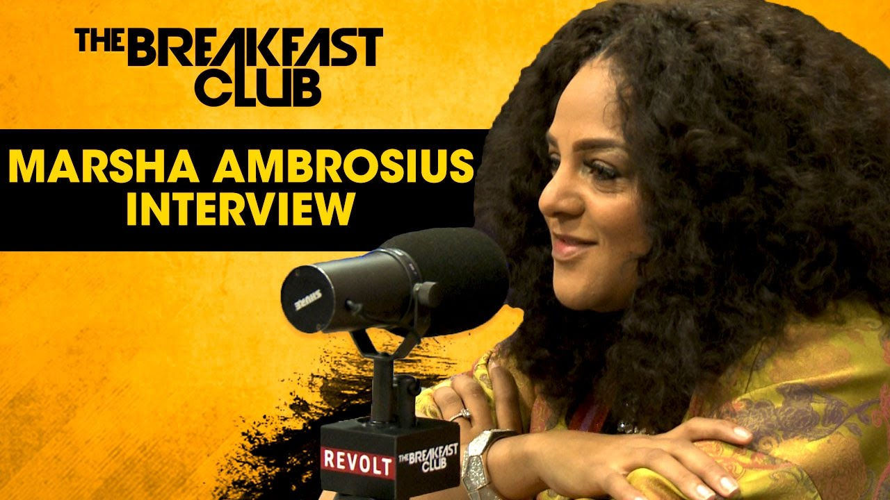 Marsha Ambrosius Dishes Talks Motherhood, Floetry