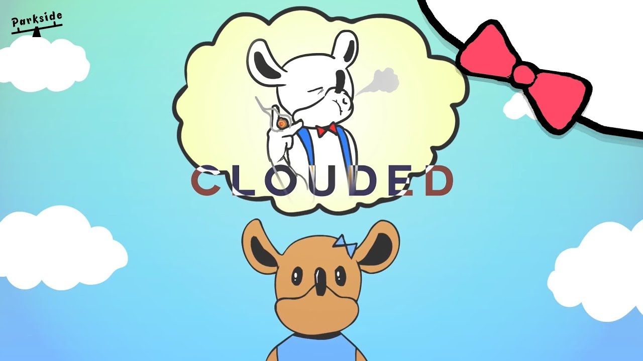 "⛅🐭 Martin floats through the sky in new single ""Clouded"""