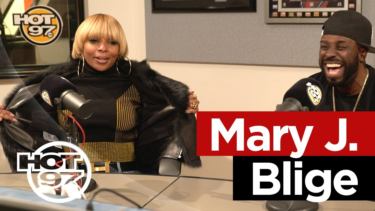 Mary J Blige on Divorce, Issues with Faith Evans, The Lox with Funk Flex [Interview]